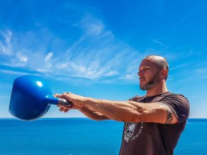 Kettlebell Swing, un exercice bcrossfit